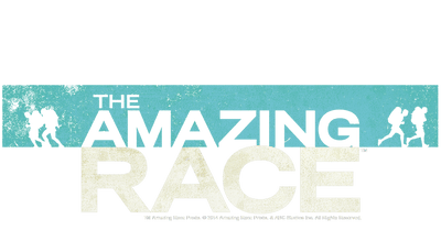 The Amazing Race Bar Logo Youth T-Shirt (Ages 8-12)
