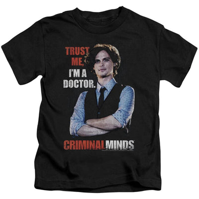 Criminal Minds Trust Me Kid's T-Shirt (Ages 4-7)