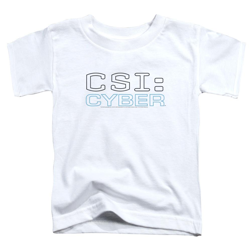 Csi: Cyber Logo Toddler T-Shirt