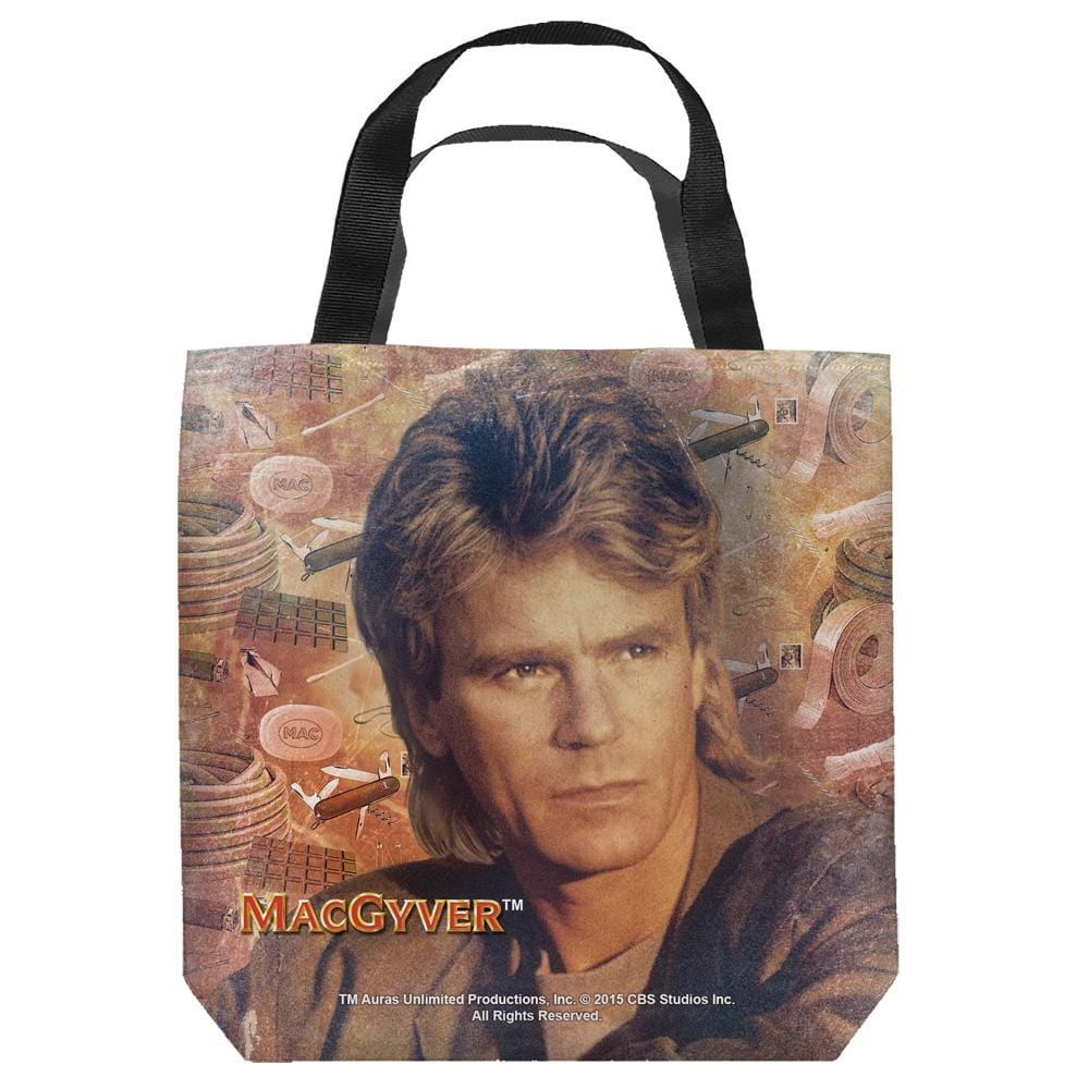 Macgyver - Tools Of The Trade Tote Bag