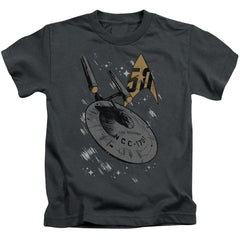 Star Trek - Enterprise Dash Kids T-Shirt