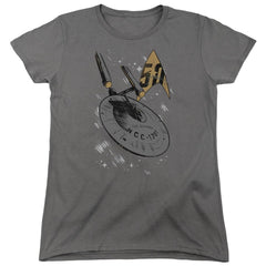 Star Trek - Enterprise Dash Women's T-Shirt