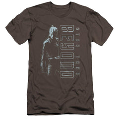Star Trek Beyond Jaylah Premium Adult Slim Fit T-Shirt