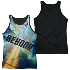 Star Trek Beyond - Out There Adult Tank Top