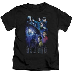 Star Trek Beyond - Beyond Cast Kids T-Shirt