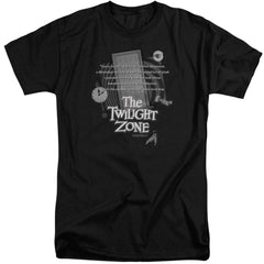 Twilight Zone Monologue Adult Tall Fit T-Shirt