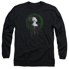 Star Trek Borg Queen Adult Long Sleeve T-Shirt
