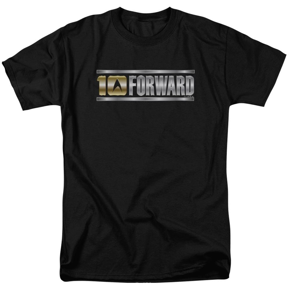 Star Trek Ten Forward Adult Regular Fit T-Shirt
