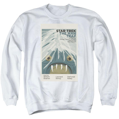 Star Trek Tos Episode 1 Men's Crewneck Sweatshirt