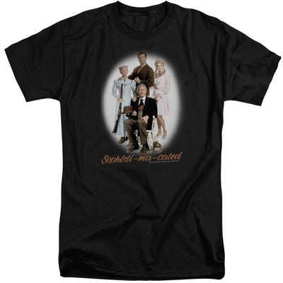 Beverly Hillbillies Sophistimacated Men's Tall Fit T-Shirt