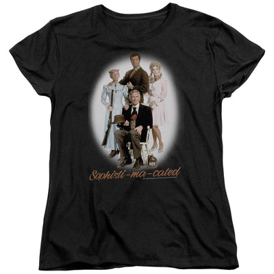 Beverly Hillbillies Sophistimacated Women's T-Shirt