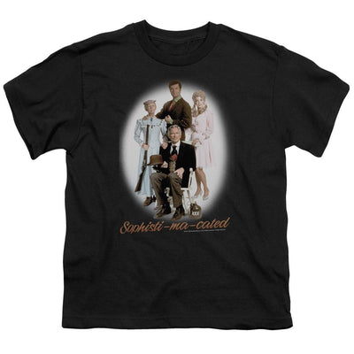 Beverly Hillbillies Sophistimacated Youth T-Shirt (Ages 8-12)