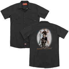 Beverly Hillbillies Sophistimacated Adult Work Shirt
