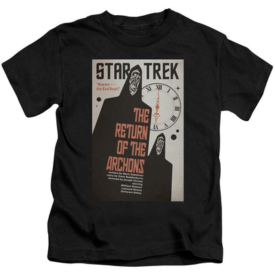 Star Trek Tos Episode 21 Kid's T-Shirt (Ages 4-7)