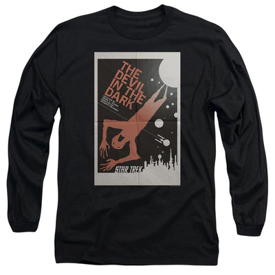 Star Trek Tos Episode 25 Men's Long Sleeve T-Shirt