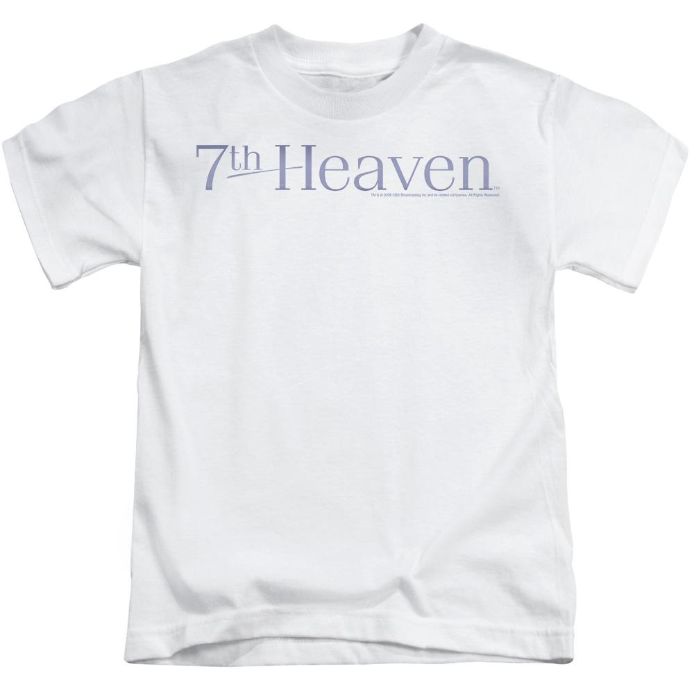 7th Heaven 7th Heaven Logo Kids T-Shirt