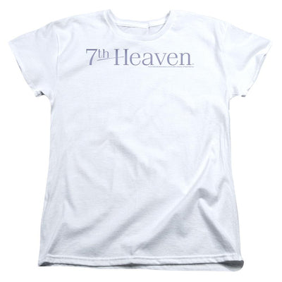 7th Heaven 7th Heaven Logo Women's T-Shirt