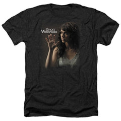 Ghost Whisperer Ethereal Adult Regular Fit Heather T-Shirt