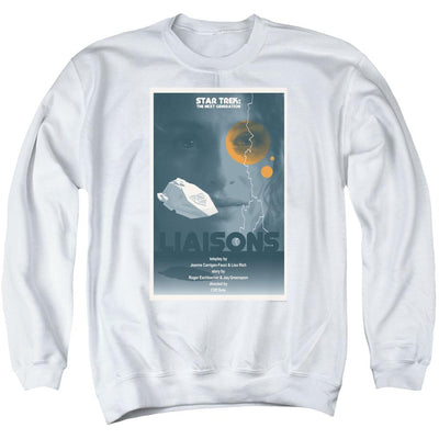 Star Trek Tng Season 7 Episode 2 Men's Crewneck Sweatshirt