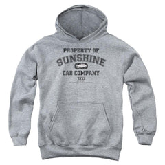 Taxi Property Of Sunshine Cab Youth Pull-Over Hoodie