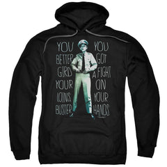 Andy Griffith Show Fight Adult Pull-Over Hoodie