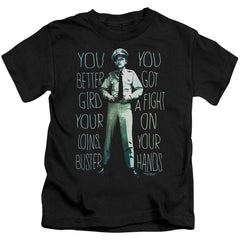 Andy Griffith Show Fight Kids T-Shirt (Ages 4-7)