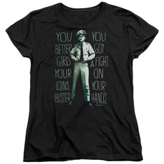 Andy Griffith Show Fight Women's T-Shirt