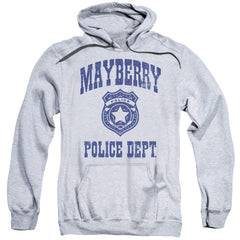 Andy Griffith Show Mayberry Police Adult Pull-Over Hoodie