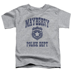 Andy Griffith Show Mayberry Police Toddler T-Shirt