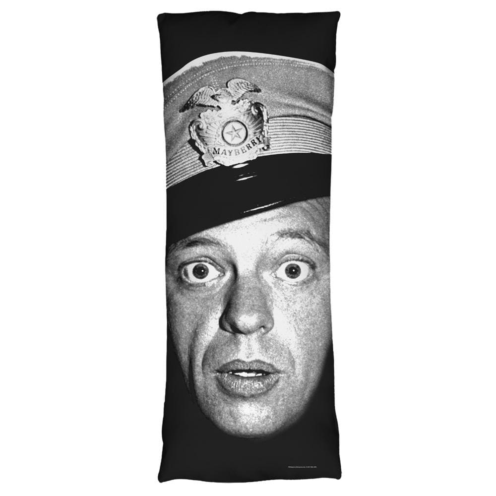 Andy Griffith Show Barney Head Body Pillow