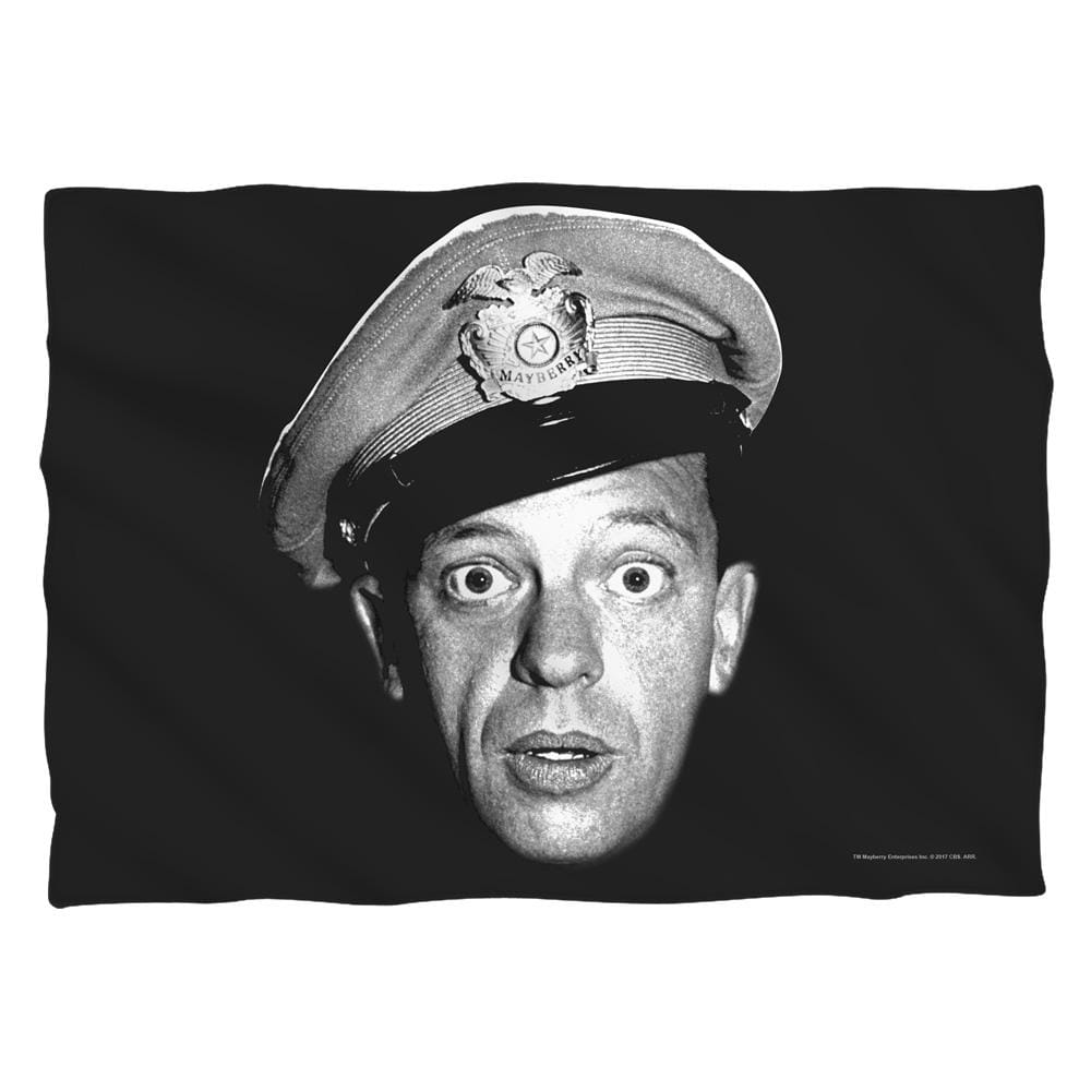 Andy Griffith Show Barney Head Pillow Case