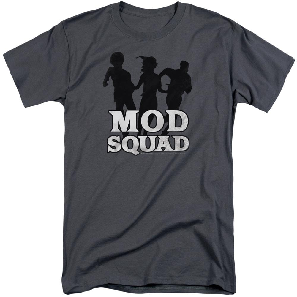 Mod Squad Mod Squad Run Simple Adult Tall Fit T-Shirt