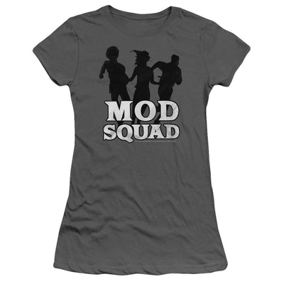 Mod Squad Mod Squad Run Simple Juniors T-Shirt