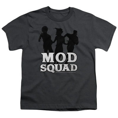 Mod Squad Mod Squad Run Simple Youth T-Shirt (Ages 8-12)