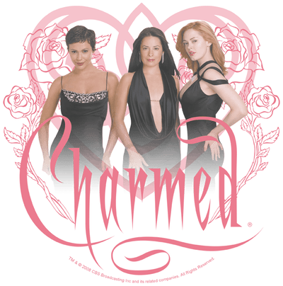 Charmed Charmed Girls Women's T-Shirt