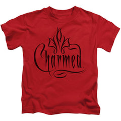 Charmed - Charmed Logo Kids T-Shirt