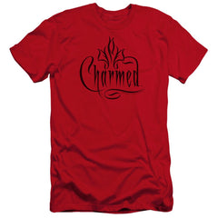 Charmed Charmed Logo Premium Adult Slim Fit T-Shirt