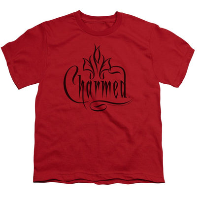 Charmed Charmed Logo Youth T-Shirt (Ages 8-12)
