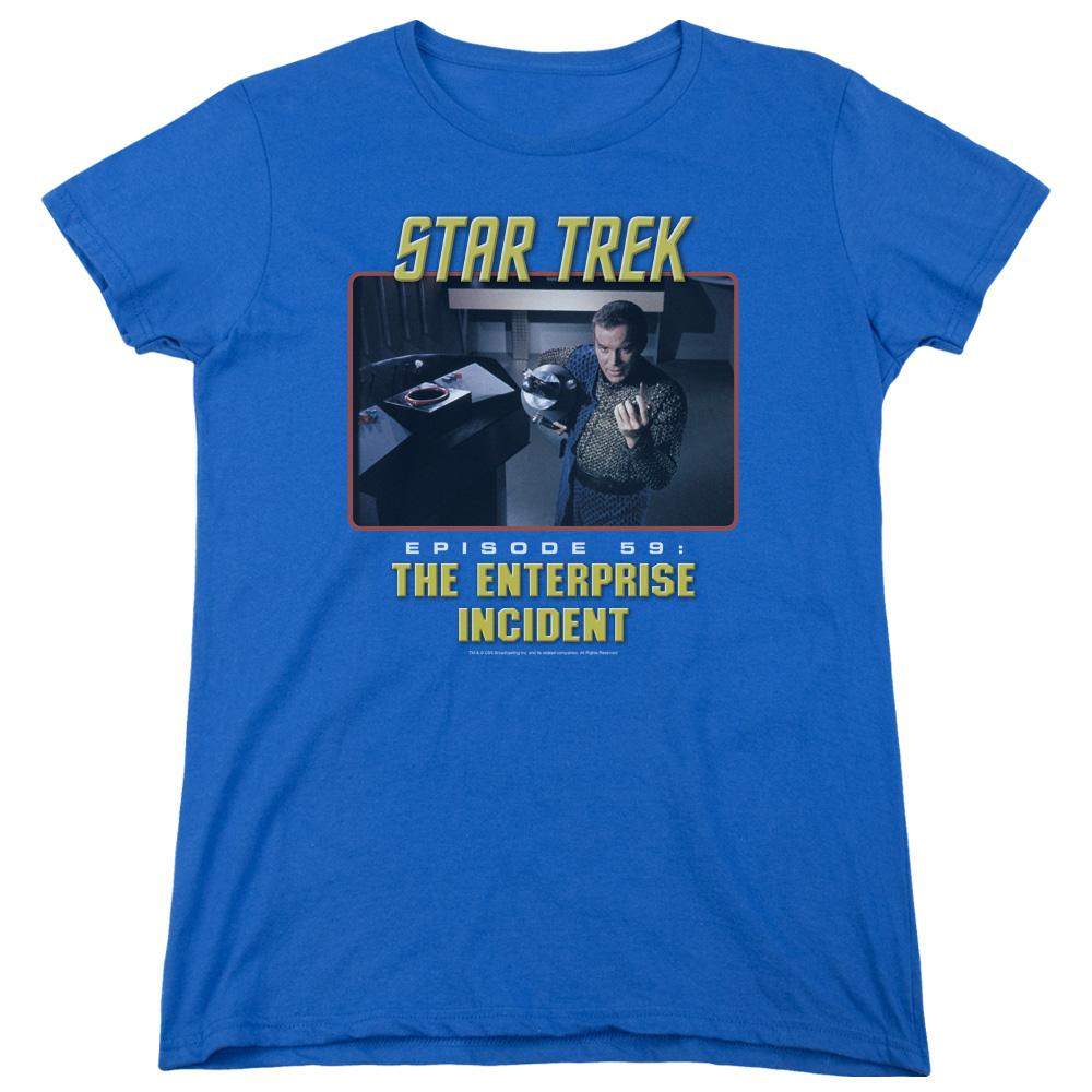 St Original - The Enterprise Incident Women's T-Shirt