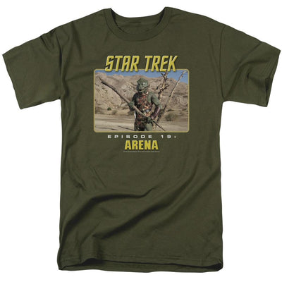 Star Trek Arena Men's Regular Fit T-Shirt