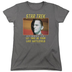 St Original - Last Battlefield Women's T-Shirt