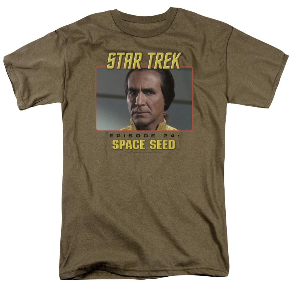 St Original Space Seed Adult Regular Fit T-Shirt