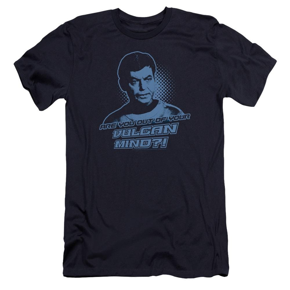 St Original Vulcan Mind Premium Adult Slim Fit T-Shirt