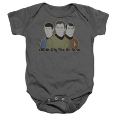 Star Trek Dig It Baby Onesie