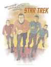 Star Trek Animated Men's Regular Fit T-Shirt