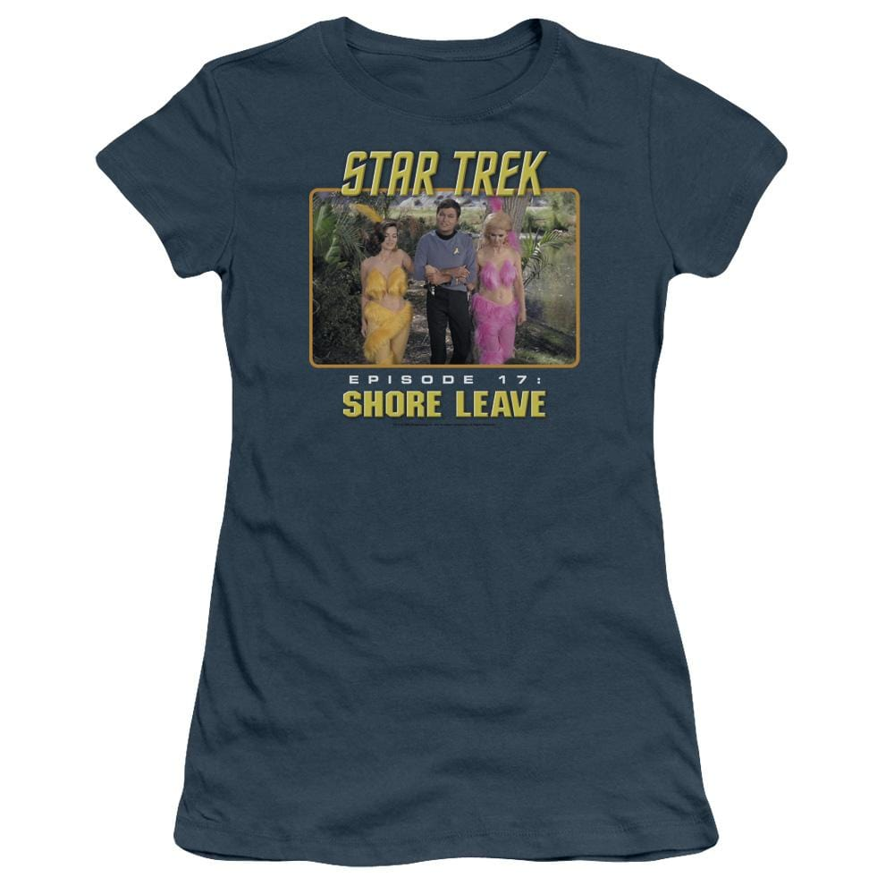 St Original Shore Leave Junior T-Shirt