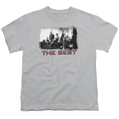NCIS The Best Youth T-Shirt (Ages 8-12)