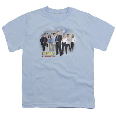 CSI Miami Cast Youth T-Shirt (Ages 8-12)