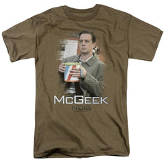 Ncis Mcgeek Adult Regular Fit T-Shirt