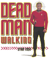 Star Trek Dead Man Walking Juniors T-Shirt